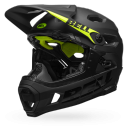 Kask BELL SUPER DH MIPS matte gloss black roz. S