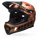 Kask BELL SUPER DH MIPS matte gloss cooper roz. S