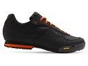 Buty GIRO Rumble VR black glowing red roz.44