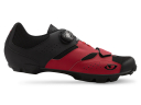 Buty GIRO Cylinder dark red black roz.42
